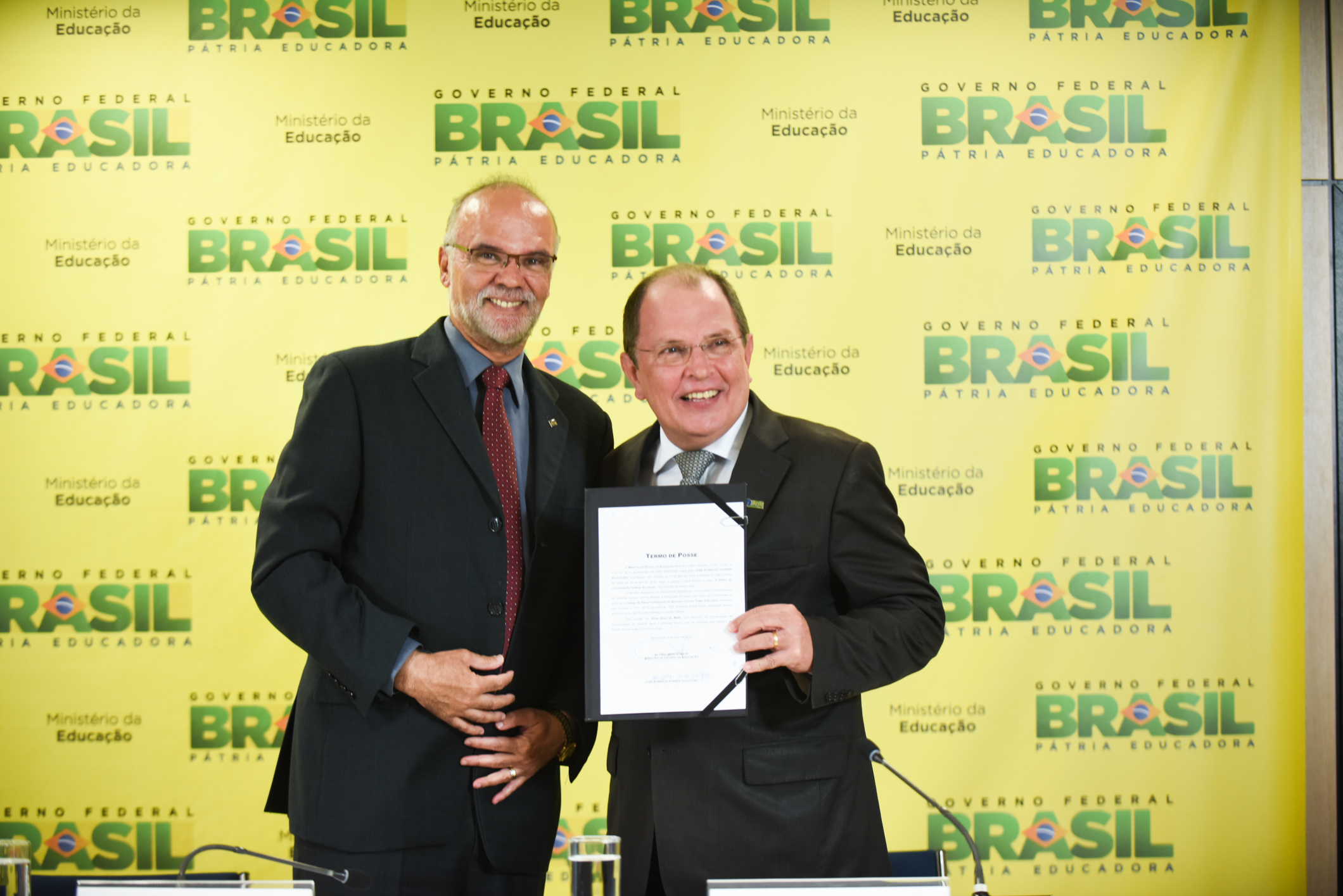 MEC reconduz reitor da Universidade Federal de Lavras (MG)